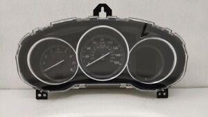 2013-2013 Mazda Cx-5 Speedometer Instrument Cluster Gauges Bdkd35b 107989