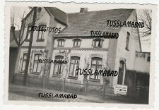 Goldberg bei Güstrow Mecklenburg Vorpommern altes Haus Villa Foto Schild TOP