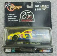 1999 NASCAR Winners Circle Select Series 25th Anniversary #3 Dale Earnhardt