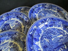 Wedgwood LANDSCAPE  7 & 8 inch plates