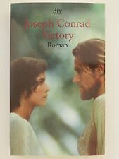 Joseph Conrad Victory Roman dtv Verlag