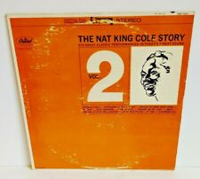 The Nat King Cole Story Vol. 2 Capitol Records SW 1927