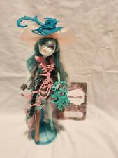 Muñeca Monster High-Vandala Doubloons completo con soporte