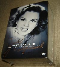 Judy Garland: The Signature Collection (DVD, 2004, 7-Disc Set), NEW,SEALED,RARE!