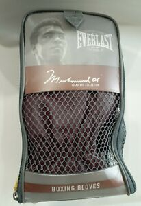 "EVERLAST 100 Aniversary Special Edition ""Muhammad Ali"" Adult boxing Gloves."