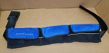 Scubapro Padded Weight Belt sz Small Scuba Pro Diving Dive Weights Pockets...