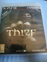 PS3 Thief Square Enix Stealth COMPLETE Playstation 3 Game FAST FREE P&P