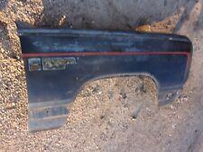 81-93 DODGE RAM TRUCK RAMCHARGER RIGHT PASSENGER SIDE FRONT FENDER OEM SOLID #2