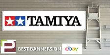 Tamiya Banner para garaje o taller Coche De Control Remoto