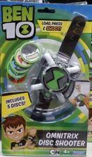 Ben 10 Omnitrix Disc Shooter Watch Play Kids Gift