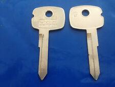 Classic Vauxhall Opel Astra Chevette Cavalier Nova Manta Blank Key BA Series