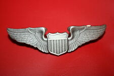 WW2 WWII STYLE US U.S. METAL BASIC PILOT'S WING AAF 8TH  9TH