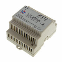 45W Din Rail Mounted 24VDC 2A Output Industrical Power supply Supplier