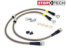 STOPTECH STAINLESS STEEL BRAKE LINES KIT for SUBARU WRX 06-07 & STI 04-07 FRONT