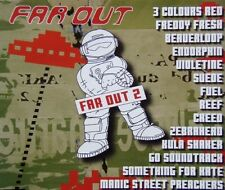 FAR OUT 2 - SUEDE FUEL REEF CREED SOMETHING FOR KATE CD
