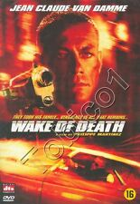 WAKE OF DEATH - JEAN CLAUDE OF DEATH - SEALED DVD