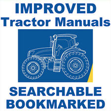 New Holland Ford Tractor T6020 T6040 T6060 Elite Tractors Service Repair Manual