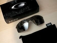 Authentic OAKLEY Radarlock Pitch Polarized Black Iridium Sunglasses Lens 41-770