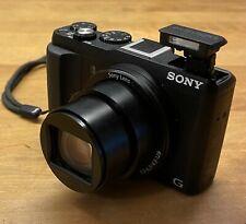 Sony Cyber-Shot DSC-HX60V mit Hülle und OVP20.4 MP Digitalkamera 30-fach