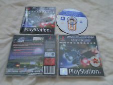 Colony Wars Vengeance PS1 (COMPLETE) Sony PlayStation rare black label