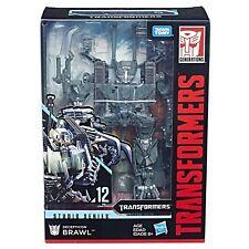 Transformers Hasbro Studio Series W2 Voyager Class BRAWL Figure NEW AU
