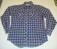 Vintage Authentic Western Youngbloods Long Sleeved Shirt Cowboy Rockabilly 16