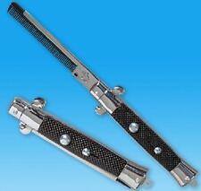 2 SWITCHBLADE COMBS Folding Fake Knife Hair Joke Novelty Toy #AA48 FREE SHIPPING