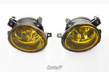 Fog Light Yellow Clear BMW 5 SERIES E39 Touring Only M5 m-packet Fogger