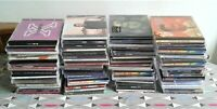 75 X CD  Albums Mixed Bundle Rock Pop Soul Jazz CHECKED & ALL SHOWN IN  8 IMAGES