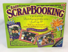 2004 Mint Condition Scrapbooking Calendar 365 Days Of Decorative Borders