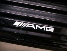 (2pcs) AMG doorstep badge decal MERCEDES AMG