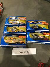 2000 Hot Wheels Pavement Pounder 5 TRUCK LOT: Includes Exclusive Vehicle