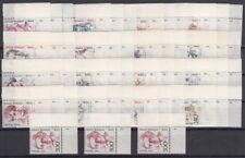 1986-89 Frauen 51 Werte komplett ** Formnummer 1 bis 3 Luxus!
