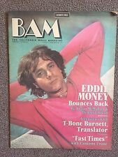 Eddie Money BAM 1982 Hollywood Cameron Crowe Berlin Steeler Ron Keel Greg Leon