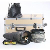 Nikon AF-S 4,0/600 IF ED D + Sehr Gut (235591)