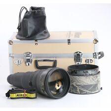 Nikon AF-S 4,0/600 IF ED. D + molto bene (235591)