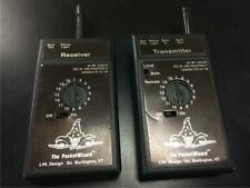 The PocketWizard - transmitter and receiver