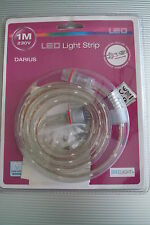 Brelight LED Tubo Luce, Light Strip, Darius 5 W, 30 LED, 1 METRI, NUOVO