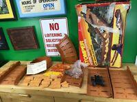 Schaper Stomper 4x4's Earthquake Alley Set Incomplete