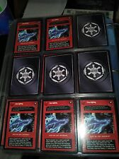 Force Lightning SW:CCG Star Wars Rares from Death Star 2 II