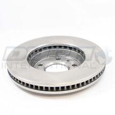 Disc Brake Rotor Front Parts Master 126021