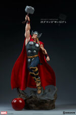 Avengers Assemble Thor Statue Sideshow Collectibles 200353