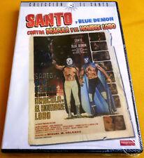 SANTO Y BLUE DEMON CONTRA DRACULA Y EL HOMBRE LOBO - DVD R2 Precintada