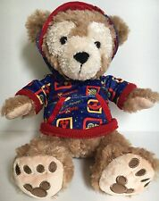Disney Duffy Bear Plush 40 Years Of Magic Hoodie