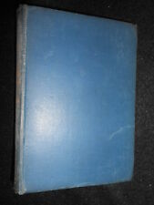 Deep Water & Shoal - William Albert Robinson (1936) 1st Traveller's Library 211