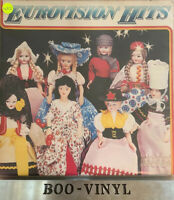 EUROVISION HITS READERS DIGEST 14 TRACK VINYL LP - SESSION MUSICIANS COVERS EX+