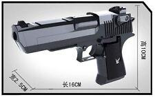 DESERT EASGLE PISTOL GUN 3D DIY BUILDING BLOCKS  KID TOY LEGO 43 PCS