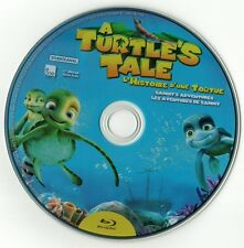 A Turtle's Tale: Sammy's Adventure (Blu-ray disc)