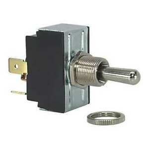 Carling Technologies 6Go53-73/Tabs Reversing Toggle Switch, Dpdt, 10A @ 250V,