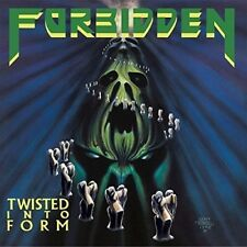 FORBIDDEN - TWISTED INTO FORM (LTD PICTURE DISC)   VINYL LP NEW+